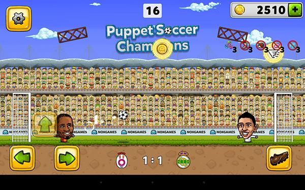puppet soccer champions4-giochi per android-avrmagazine