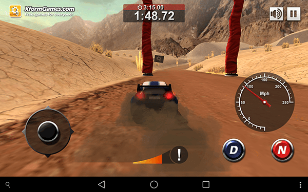 rally point 4 3-giochi per android-avrmagazine