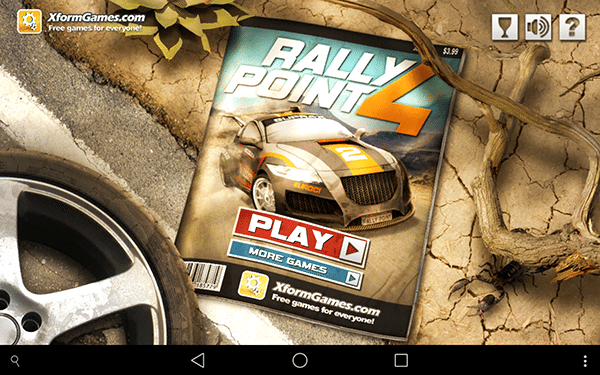 rally point 4-giochi per android-avrmagazine