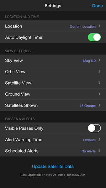 satellite safari5 - app per android e ios-avrmagazine