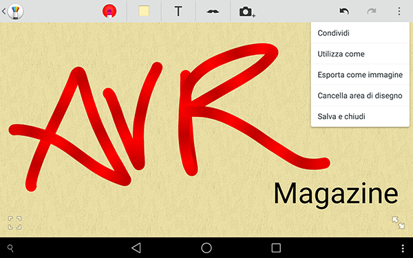 schizzo 4-app per android-avrmagazine