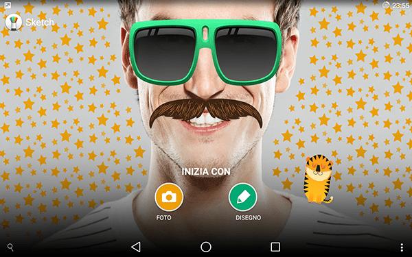 schizzo-app per android-avrmagazine