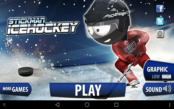 stickman ice hockey-giochi per android e ios-avrmagazine