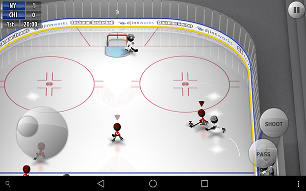 stickman ice hockey3-giochi per android e ios-avrmagazine
