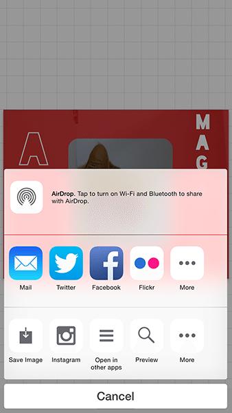 textmask6-app per ios-avrmagazine