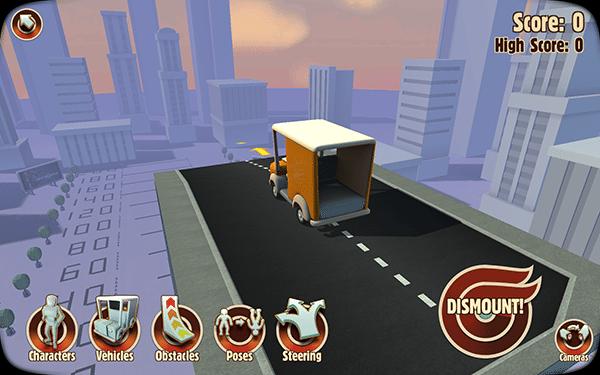 turbo dismount-giochi per android-avrmagazine