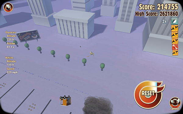 turbo dismount4-giochi per android-avrmagazine
