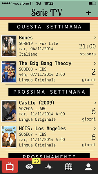 tv files2-app per iphone