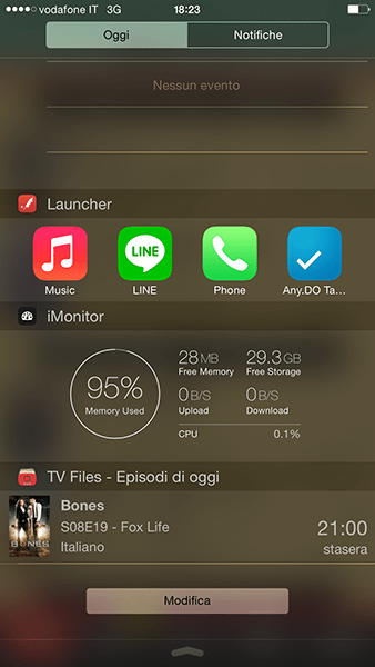 tv files7-app per iphone