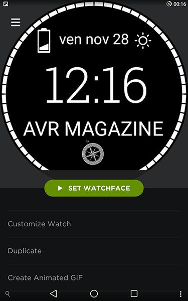 watchmaker5-app per android-avrmagazine.