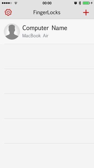 FingerKey applicazioni per iPhone avrmagazine 1