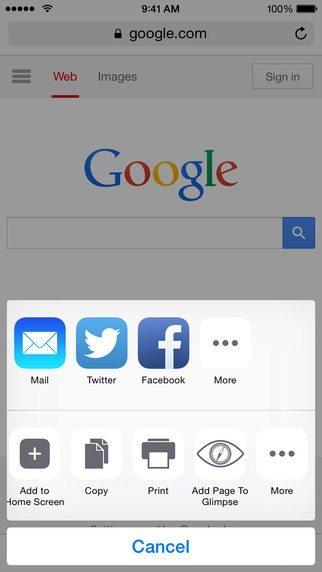 Glimpse-applicazioni-per-iPhone-avrmagazine 3