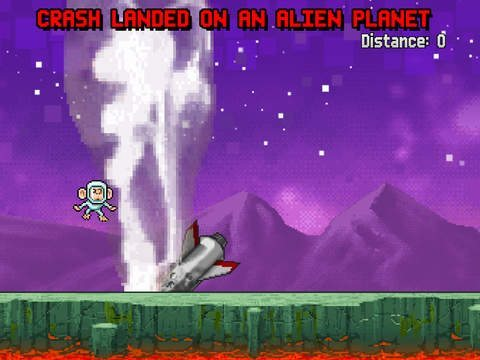 Moon Rush gicohi per iPhone avrmagazine 2