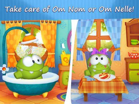 My Om Nom giochi per iPhone avrmagazine 1