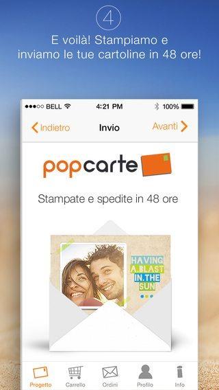 Popcarte applicazioni per iPhone e android avrmagazine 1
