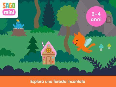 Sago Mini Fiabe giochi per iPhone avrmagazine 3