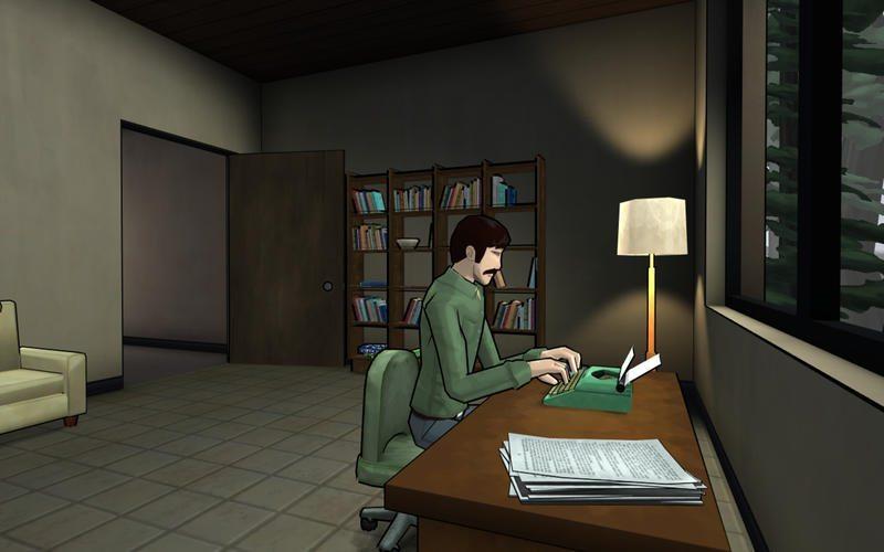 The novelist giochi per mac avrmagazine 2