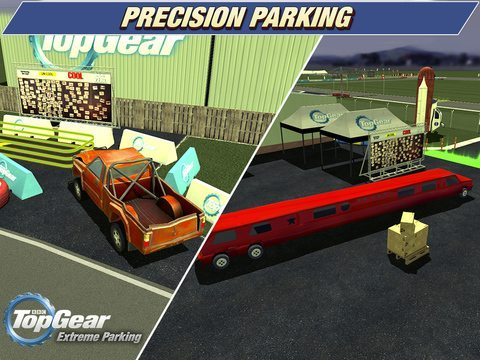 Top Gear Extreme Parking gicohi per iPhone avrmagazine 1