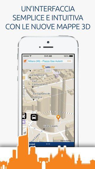 Tuttocittà map 3d avrmagazine