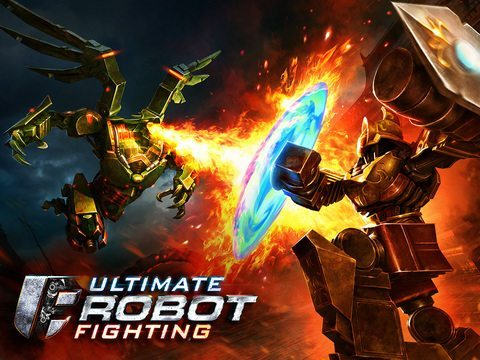 Ultimate Robot Fighting gicohi per iPhone avrmagazine 1