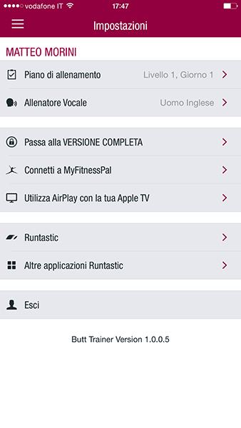 butt trainer5-app per ios e android-avrmagazine