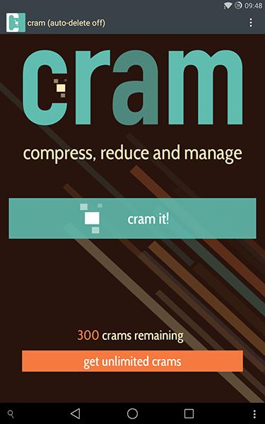 cram-app per android-avrmagazine