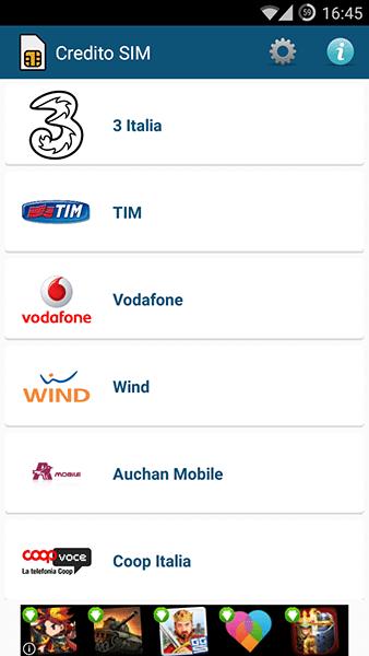credito sim-app per android-avrmagazine