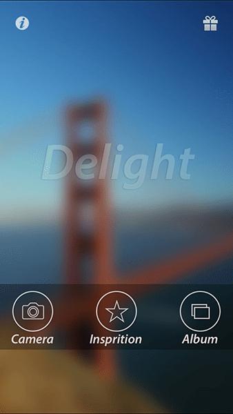 delight-app per ios-avrmagazine