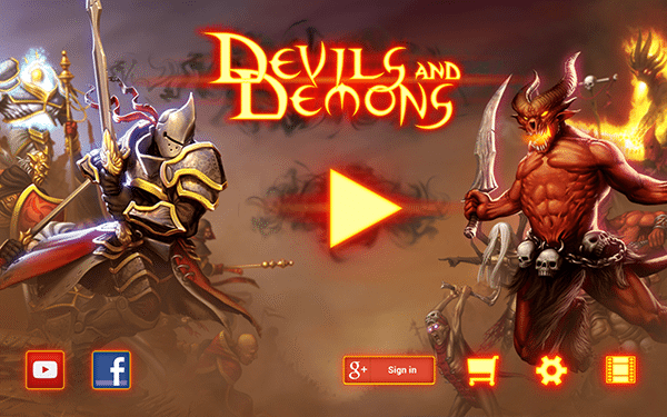 devils and demons-giochi per android-avrmagazine
