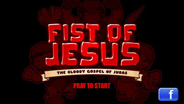 fist of jesus-giochi per ios e android-avrmagazine
