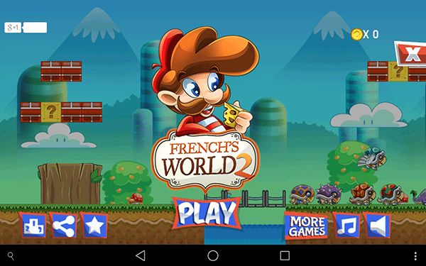 french's world 2-giochi per android-avrmagazine