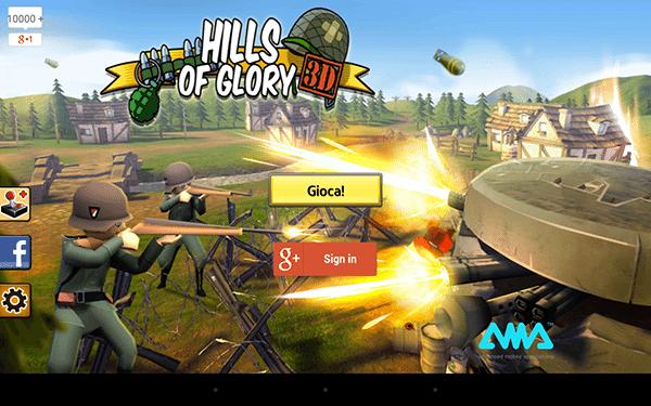 hills of glory-giochi per android-avrmagazine