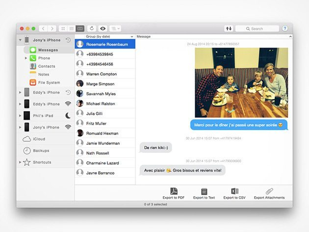 iMazing File Transfer appliucazioni per mac avrmagazine 1
