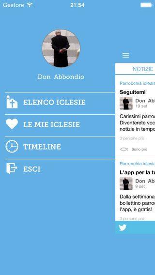 iclesia applicazioni per iPhone avrmagazine 1