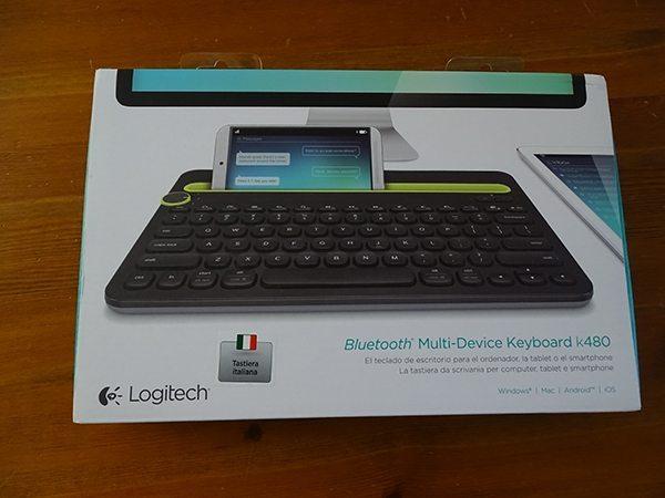 logitech k480-accessori android ios windows-avrmagazine
