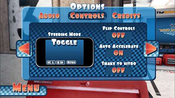 mini motor2-giochi per ios e android-avrmagazine