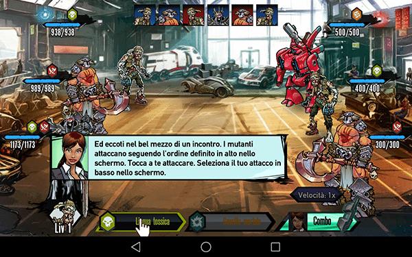 mutants4-giochi per android-avrmagazine