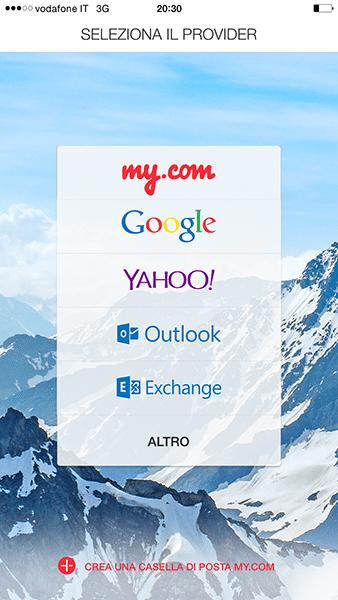 mymail2-app per ios-avrmagazine