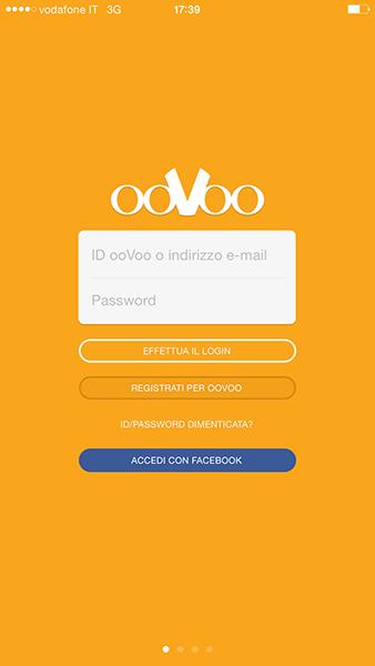 oovoo-app per ios-avrmagazine