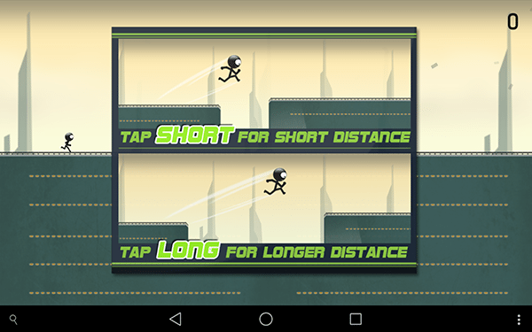 stickman roofruneer3-giochi per android e ios-avrmagazine