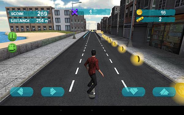 street skater 3d 25-giochi per android-avrmagazine