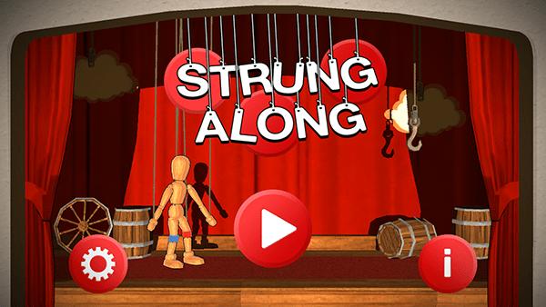strung along, giochi per ios e android-avrmagazine