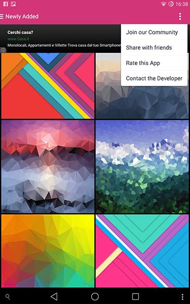 wallrox material wall2-app per android-avrmagazine