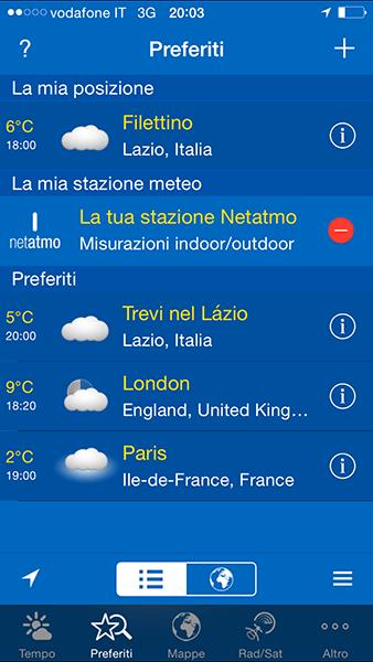 weatherpro2-app per ios-avrmagazine