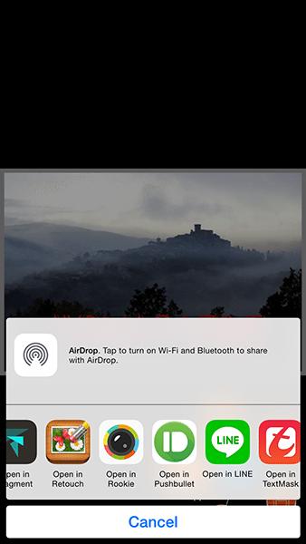 wheelio6-app per ios e Android-avrmagazine