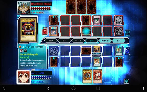 yu gi oh duel generaion5-giochi per android e ios-avrmagazine