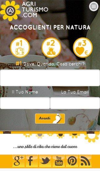 Agriturismo.com applicazioni per iPhone avrmagazine 1