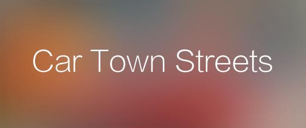 Car Town Streets avrmagazine