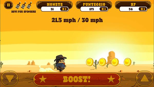Firewater - Cowboy Dash-giochi android ios-avrmagazine2