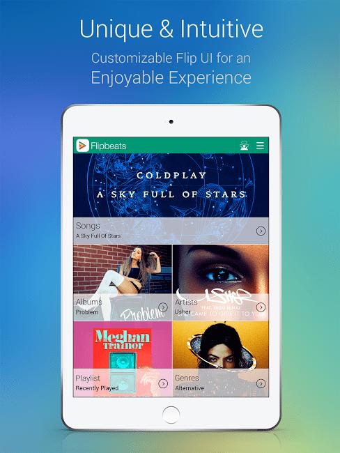 Flipbeats applicazioni per iPhone avrmagazine 2